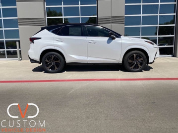 Lexus NX300 (Orca Edition) customized by CVD