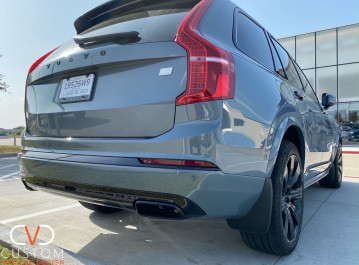 2021 Volvo XC90 customized by CVD