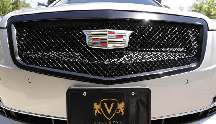 Cadillac ATS Classic PiD Heavy Mesh Grille