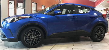 Toyota C-HR - Vogue VT384 Wheels
