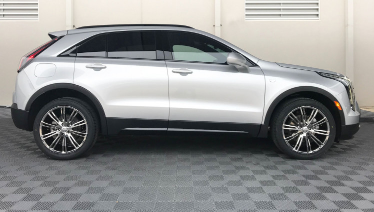 Cadillac XT4 - Vogue VT386 Wheels