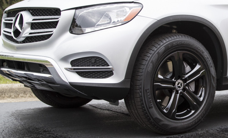 Mercedes Benz GLE -OEPVD Black Powder Coat Wheels
