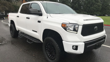 Toyota Tundra - Black Rhino Wheels
