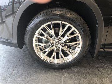 Lexus RX350 -OE Chrome Wheels