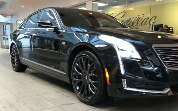 Cadillac CT6 - Vogue VT383 Eco Plate Wheels