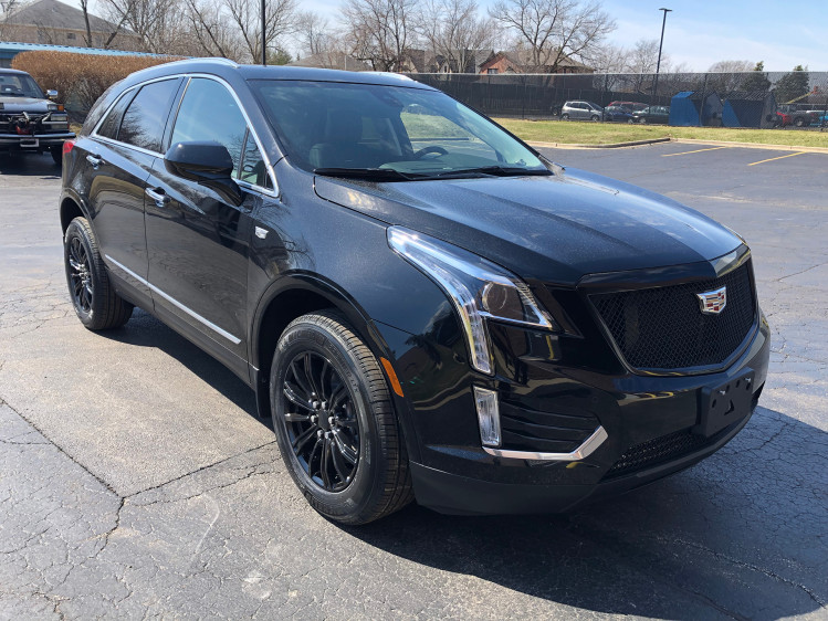 Cadillac XT5 heavy pid with powder coat